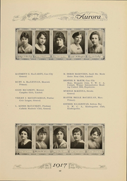 Page 92, 1917 Edition, Eastern Michigan University - Aurora Yearbook (Ypsilanti, MI) online yearbook collection