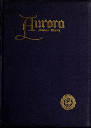 Eastern Michigan University - Aurora Yearbook (Ypsilanti, MI) online yearbook collection, 1920 Edition, Page 1