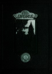 Page 1, 1925 Edition, Eastern Michigan University - Aurora Yearbook (Ypsilanti, MI) online yearbook collection