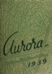 Page 1, 1939 Edition, Eastern Michigan University - Aurora Yearbook (Ypsilanti, MI) online yearbook collection