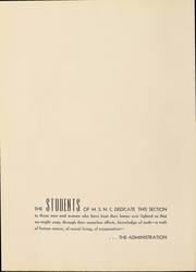 Page 10, 1939 Edition, Eastern Michigan University - Aurora Yearbook (Ypsilanti, MI) online yearbook collection