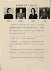 Page 14, 1939 Edition, Eastern Michigan University - Aurora Yearbook (Ypsilanti, MI) online yearbook collection