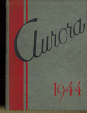 Page 1, 1944 Edition, Eastern Michigan University - Aurora Yearbook (Ypsilanti, MI) online yearbook collection