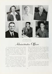 Page 14, 1944 Edition, Eastern Michigan University - Aurora Yearbook (Ypsilanti, MI) online yearbook collection
