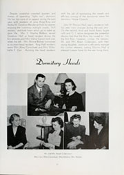 Page 15, 1944 Edition, Eastern Michigan University - Aurora Yearbook (Ypsilanti, MI) online yearbook collection