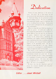 Page 6, 1944 Edition, Eastern Michigan University - Aurora Yearbook (Ypsilanti, MI) online yearbook collection