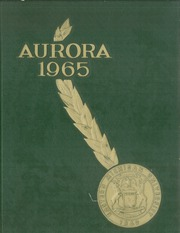 Page 1, 1965 Edition, Eastern Michigan University - Aurora Yearbook (Ypsilanti, MI) online yearbook collection