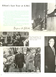 Page 10, 1965 Edition, Eastern Michigan University - Aurora Yearbook (Ypsilanti, MI) online yearbook collection