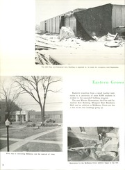 Page 12, 1965 Edition, Eastern Michigan University - Aurora Yearbook (Ypsilanti, MI) online yearbook collection