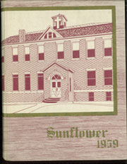 1959 Edition, Miltonvale Wesleyan College - Sunflower Yearbook (Miltonvale, KS)