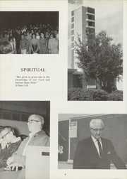 Page 10, 1968 Edition, Miltonvale Wesleyan College - Sunflower Yearbook (Miltonvale, KS) online yearbook collection