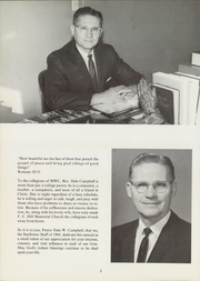 Page 6, 1968 Edition, Miltonvale Wesleyan College - Sunflower Yearbook (Miltonvale, KS) online yearbook collection