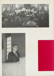 Page 7, 1968 Edition, Miltonvale Wesleyan College - Sunflower Yearbook (Miltonvale, KS) online yearbook collection