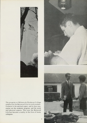 Page 9, 1968 Edition, Miltonvale Wesleyan College - Sunflower Yearbook (Miltonvale, KS) online yearbook collection