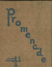 Page 1, 1941 Edition, Pepperdine University - Promenade Yearbook (Malibu, CA) online yearbook collection