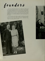 Page 14, 1941 Edition, Pepperdine University - Promenade Yearbook (Malibu, CA) online yearbook collection