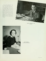 Page 17, 1941 Edition, Pepperdine University - Promenade Yearbook (Malibu, CA) online yearbook collection