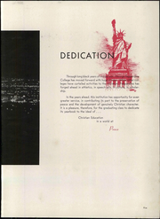 Page 11, 1945 Edition, Pepperdine University - Promenade Yearbook (Malibu, CA) online yearbook collection