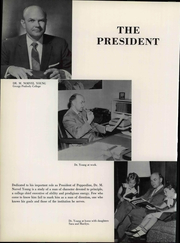 Page 12, 1959 Edition, Pepperdine University - Promenade Yearbook (Malibu, CA) online yearbook collection
