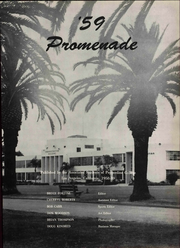 Page 7, 1959 Edition, Pepperdine University - Promenade Yearbook (Malibu, CA) online yearbook collection