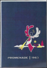 Page 1, 1963 Edition, Pepperdine University - Promenade Yearbook (Malibu, CA) online yearbook collection