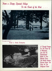 Page 14, 1963 Edition, Pepperdine University - Promenade Yearbook (Malibu, CA) online yearbook collection