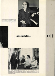 Page 73, 1955 Edition, Mills College - Mills Crest Yearbook (Oakland, CA) online yearbook collection