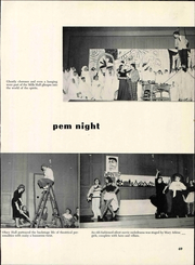 Page 75, 1955 Edition, Mills College - Mills Crest Yearbook (Oakland, CA) online yearbook collection