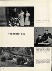 Page 76, 1955 Edition, Mills College - Mills Crest Yearbook (Oakland, CA) online yearbook collection