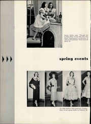 Page 86, 1955 Edition, Mills College - Mills Crest Yearbook (Oakland, CA) online yearbook collection