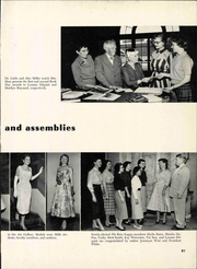 Page 87, 1955 Edition, Mills College - Mills Crest Yearbook (Oakland, CA) online yearbook collection