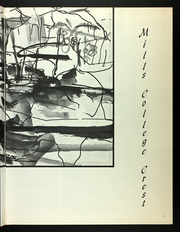 Page 7, 1965 Edition, Mills College - Mills Crest Yearbook (Oakland, CA) online yearbook collection