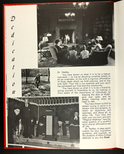 Page 8, 1965 Edition, Mills College - Mills Crest Yearbook (Oakland, CA) online yearbook collection