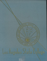 1961 Edition, Los Angeles State College - Pitchfork Yearbook (Los Angeles, CA)
