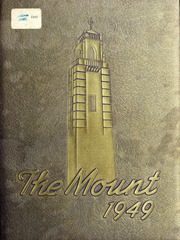 Page 1, 1949 Edition, Mount St Marys College - Yearbook (Los Angeles, CA) online yearbook collection