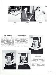 Page 17, 1949 Edition, Mount St Marys College - Yearbook (Los Angeles, CA) online yearbook collection