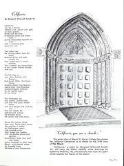 Page 9, 1949 Edition, Mount St Marys College - Yearbook (Los Angeles, CA) online yearbook collection