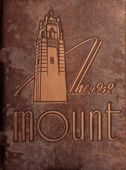 Page 1, 1952 Edition, Mount St Marys College - Yearbook (Los Angeles, CA) online yearbook collection