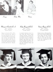 Page 16, 1952 Edition, Mount St Marys College - Yearbook (Los Angeles, CA) online yearbook collection