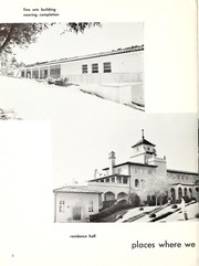Page 10, 1955 Edition, Mount St Marys College - Yearbook (Los Angeles, CA) online yearbook collection