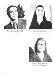 Page 12, 1974 Edition, Mount St Marys College - Yearbook (Los Angeles, CA) online yearbook collection