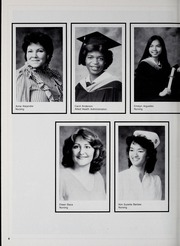 Page 10, 1984 Edition, Mount St Marys College - Yearbook (Los Angeles, CA) online yearbook collection
