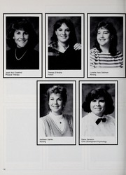 Page 14, 1984 Edition, Mount St Marys College - Yearbook (Los Angeles, CA) online yearbook collection