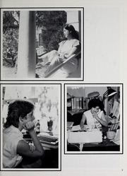 Page 7, 1984 Edition, Mount St Marys College - Yearbook (Los Angeles, CA) online yearbook collection