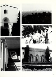 Page 7, 1988 Edition, Mount St Marys College - Yearbook (Los Angeles, CA) online yearbook collection
