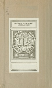 Page 2, 1899 Edition, University of California Los Angeles - Bruin Life / Southern Campus Yearbook (Los Angeles, CA) online yearbook collection