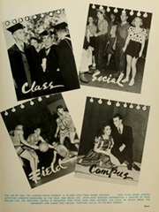 Page 15, 1939 Edition, University of California Los Angeles - Bruin Life / Southern Campus Yearbook (Los Angeles, CA) online yearbook collection