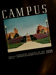 Page 7, 1939 Edition, University of California Los Angeles - Bruin Life / Southern Campus Yearbook (Los Angeles, CA) online yearbook collection