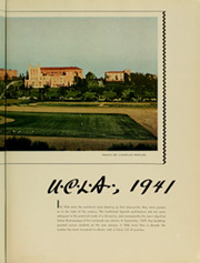 Page 17, 1941 Edition, University of California Los Angeles - Bruin Life / Southern Campus Yearbook (Los Angeles, CA) online yearbook collection