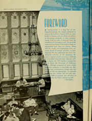 Page 8, 1941 Edition, University of California Los Angeles - Bruin Life / Southern Campus Yearbook (Los Angeles, CA) online yearbook collection
